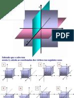 Matemática - Geometria - planos3D