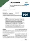 Behavioural Model Review