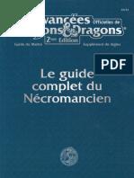 AD&D2 Manuel Complet du Nécromancien v2