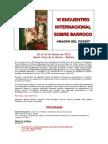 Programa Encuentro Barroco