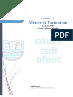 M 01 Metier Et Formation
