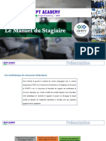 Manuel Ofppt Academy Stagiaire