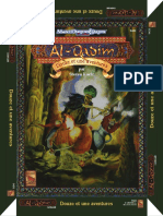 AD&D Al Qadim Douze et une aventures 9432 Boite
