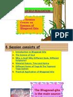 IntroductionToBhagawadGita-Session1