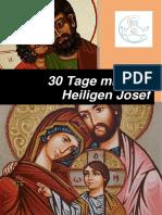 Novene zum Heiligen Josef fertig PDF