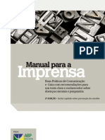 Manual para a Imprensa - Cartilha ABP 2009 Mental
