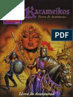 AD&D 2E - Mystara (Karameikos - Livro de Aventuras) (Impressão)