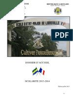 2013 07 Dossier d'Accueil Stagiaire DEM