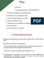 Cours Java part 1