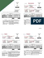 Fiches Tech - 7 Pages - SD - Pour BP