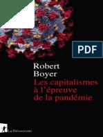 Les Capitalismes à Lépreuve de La Pandémie by Robert Boyer (Z-lib.org)