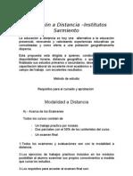 Educacin a Distancia contrato de servicios (1)