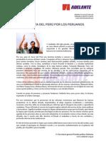 La Conquista del Perù por los Peruanos - Rafael Belaunde