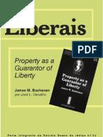 Clássicos Liberais - Property as a Guarantor of Liberty