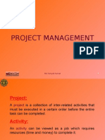 L08 MGT 3050 Project Management