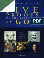 Cinco Provas da_Existencia de D - Edward Feser