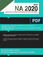 Presentacion Infome Contraloria Sobre El Estado de Los Recursos Naturales