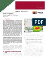 Haiti Micro Insurance