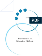 UNIDADE 1 - Fundamentos da Educação a Distância