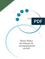 UNIDADE 3 - Teoria e Prática dos Sistemas de Acompanhamento em EaD