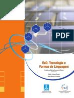 LIVRO COMPLETO - EaD, Tecnologia e Formas de Linguagem
