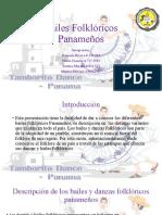 Bailes Folklóricos Panameños1