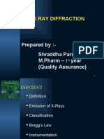 X-Ray Analysis-Shraddha