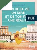 Fais de Ta Vie Un Reve Et de Ton Reve Une Realite by Natascha Lusenti LUSENTI Natascha z Lib.org (1)