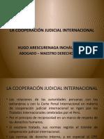 LA COOPERACIÓN JUDICIAL INTERNACIONAL