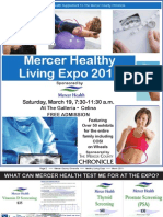 2011 Healthy Living Expo Tab