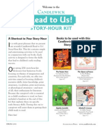 Candlewick Spring 2011 Story Hour Kit