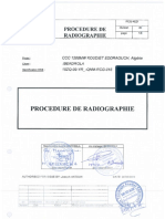 Prcédure de radiographie rev00