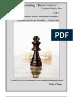 My Stunning Chess Games!!