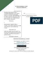 AZ Senate to Supreme Ct 4-23