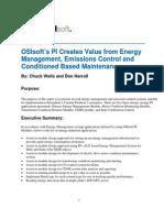 Case Study - Energy Management - Emissions Control - CBM for cement production