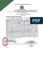 AUTO DE ADMISIÓN DE DEANDA DE DESALOJO. T-3-MUN-SB-2020-000002
