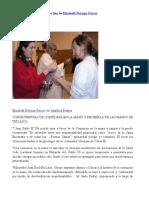 CONSECUENCIAS DE COMULGAR EN LA MANO Y RECIBIRLA DE LAS MANOS DE UN LAICO