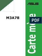 Notice Asus M3A78