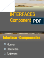 Interfaces - Geral