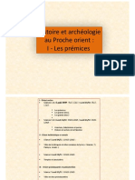 1 Les Prémices Format Réduit