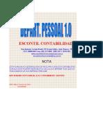 DEPART. PESSOAL 1.0