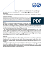 SPE-130108-MS-P - Evaluating the Effects of Well-Type Selection and Hydraulic-Fracture Design on Recovery or Various Reservoir Permeability using a Numeric Reservoir Simulator - 2010