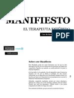 MANIFIESTO EL TERAPEUTA ESTÚPIDO