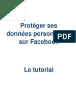 Protéger ses  données personnelles sur Facebook