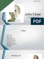 Biografia de Julio Cesar - PDF