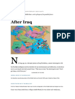After Iraq in Atlantic monthly  by Jeffrey Goldberg