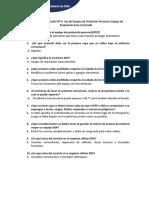 Cuestionario EPP y ERA