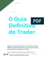O Guia Definitivo Do Trader _ Genial Investimentos