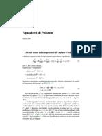 EDP Laplace - Poisson