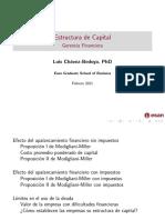 003 Estructura de Capital 2020